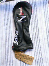 Srixon Z Black Driver Headcover by iliac Golf