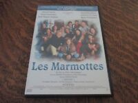 dvd les marmottes un film de ELIE CHOURAQUI