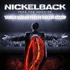 NICKELBACK FEED THE MACHINE VINILE LP COLORATO (RED & MARBLE) NUOVO SIGILLATO