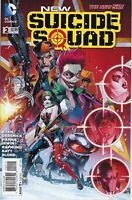 NEW SUICIDE SQUAD #2, VF/NM, DC Comics 2014, Harley Quinn, Deathstroke