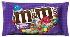 M&Ms Dark Chocolate Candies M and M s