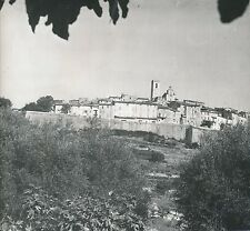 ST PAUL DE VENCE c. 1935 - Panorama du Village  Alpes-Maritimes  - DIV 6958