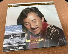 林子祥 George Lam Lamusique Classic Hits Hi-Fi Recording Japan K2HD CD 100kHz 24bit