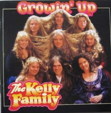 THE KELLY FAMILY - GROWIN' UP - CD