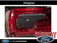 15 thru 17 Ford F150 OEM Genuine Ford Lockable Pivot Storage Bed Box - Passenger