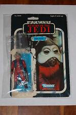 Nien Nunb-Loose-Star Wars-Return of the Jedi-Vintage-65 Back Card Lili Ledy