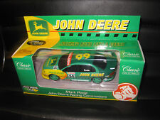 1/43 CLASSIC CARLECTIBLE JOHN DEERE HOLDEN COMMODORE MARK POOLE #66 V8 SUPERCAR