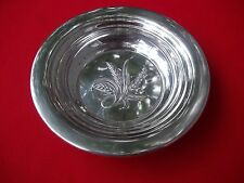 """SILVER WHEAT Pattern 6"""" Sterling Candy / Nut Dish By Reed & Barton 89.6 Grams"""