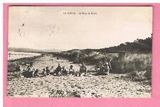CPA -   LA CAPTE   - 83 -  LE BAIN DE SOLEIL