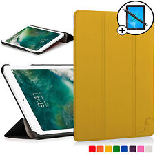 amarillo plegable Smart Case Funda para APPLE IPAD 9.7 2017 a1822 scrn PROTECTOR