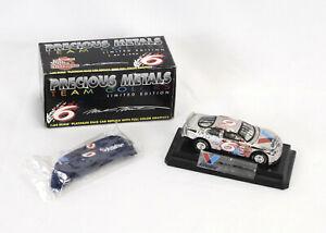 Racing Champions NASCAR No 6 Mark Martin 1 64 Scale Platinum Color Car Limited