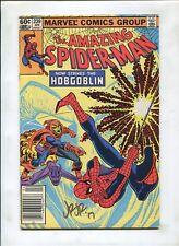 THE AMAZING SPIDER-MAN #239 (8.5) SIGNED BY JOHN ROMITA JR.