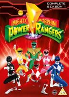 Nuovo Mighty Morphin Power Rangers Stagione 1 DVD