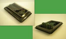 4 - DDR Memory Tray Case for PC or Laptop fits 40 Long DIMM or 80 Short DIMM New
