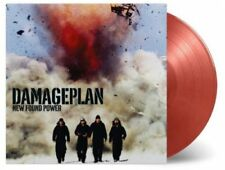 DAMAGEPLAN  - New Found Power NUMBERED RED Vinyl 2LP NEW!