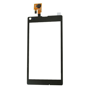 Touch Screen Digitizer Glass Parts For Sony Xperia L S36h C2104 C2105 With Tape