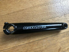 Lightly Used REDLINE 175mm Right-Hand Crank Arm Black