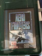 Aero Fighters 2 (Neo Geo AES) US EURO HOME CART, COMPLETE CIB, SUPER RARE! NEW!