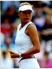 ANNA KOURNIKOVA-8 X 10 STILL-PORTRAIT-CLOSE UP-RUSSIAN TENNIS PLAYER-vg