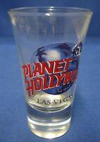 Planet Hollywood Las Vegas Souvenir Shot Glass Barware Collectible New