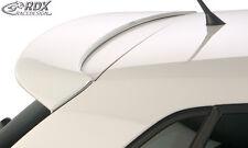 RDX techo alerón VW Polo 6r & 6c alerón trasero de techo alas techo aristas alerón