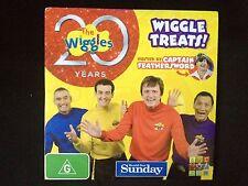 THE WIGGLES ~ 20 YEARS ~ 20th BIRTHDAY YEAR ~ VERY RARE DVD