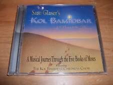 Kol Bamidbar A Voice In The Desert by Sam Glaser (Music CD 1999) Books Of Moses