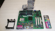 DELL CN-0F4491 Mother Board Socket 478 w/ CPU 2.80GHz, 2GB Ram, 3 Cable, I/O