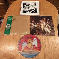 Led Zeppelin - In Through The Out Door CD 2003 Alemania / Japan Reedición Mini