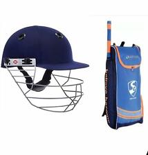 Ss Cricket Combo of Two-One Sg Comfipak Cricket Bag Prince Helmet