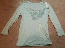 Taylor Marcs Women's Long Sleeve Blouse/Shirt/Top, Size Sm., NWT