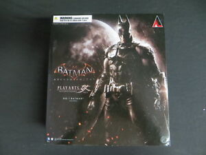 KAI PLAYARTS BATMAN ARKHAM KNIGHT BATMAN #1 1/10 SCALE ACTION FIGURE NEW `