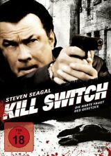 Kill Switch - Die harte Faust des Gesetzes DVD Steven Seagal FSK 18