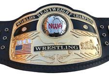 NWA Domed Globe World Heavyweight Wrestling Championship Belt.Adult Size Replica