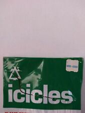 Vintage Christmas National Tinsel Mfg. Icicles 1000 Strands New In Package Nos.