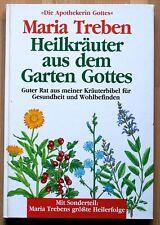 Buch Heilkräuter aus dem Garten Gottes von Maria Treben