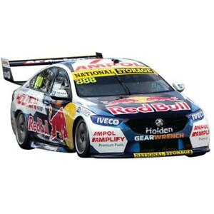 Final Holden Factory Supercar Red Bull Whincup / Lowndes