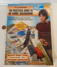 ALL ABOARD The Practical Guide to HO Model RR(Model Railroad Handbook, No 21)