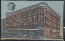 Postcard Seattle Washington/Wa Arlington Tourist Hotel Building view 1907