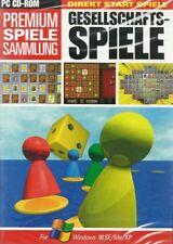 Juegos de Mesa - Premium Colección - más 100 Spiele - PC - Nuevo & Embalaje