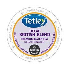 Tetley Tea British Blend Decaf Tea Keurig K-Cups 24-Count
