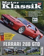 1207MK Motor Klassik 2007 7/07 Ferrari 308 GTS 288 450 SLC Mini Wildgoose Humber