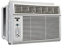 Danby 6000 BTU 3-Speed Window Air Conditioner with Remote Control
