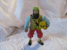 """Pirate Fantasy Action Figure 3.75"""" Early Learning Center ELC Bearded w/Chest"""