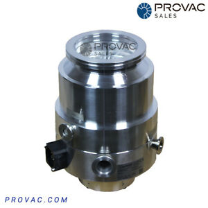 Leybold TMP-361C Turbo Pump, ISO100 Inlet, Rebuilt by Provac Sales, Inc.