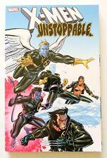 X-Men Unstoppable Marvel Graphic Novel Comic Book