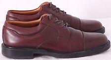 Johnston & Murphy 10857 Passport Atchison Cap toe Leather Oxford Men's US 10 M