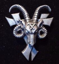 Warhammer Fantasy Skaven symbol pin