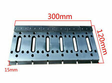 300X120X15mm Wire Cut Edm Fixture Board Stainless Jig Tool Clamping and Leveling