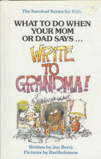 "What to Do When Your Mom or Dad Says ""Write to Gra"